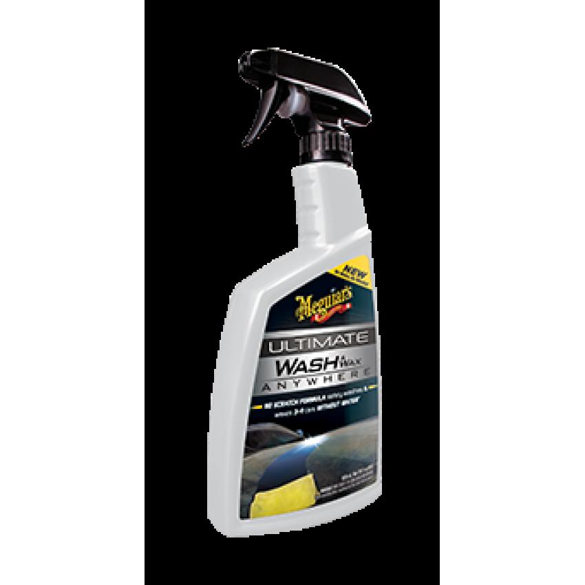 Ultimate Wash & Wax Anywhere 768ML