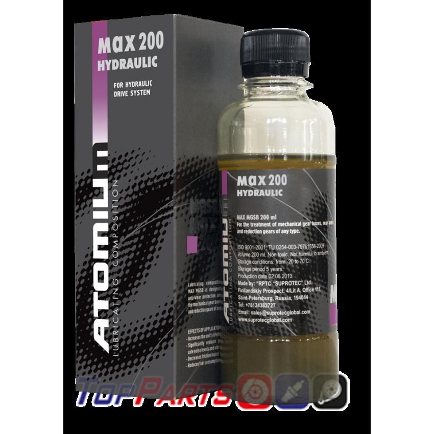 ATOMIUM MAX - HYDRAULIC למערכת הידראולית
