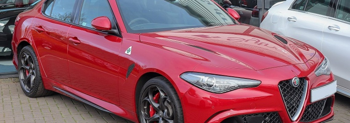 שלום נסיכה!!! Alfa Romeo Giulia