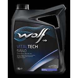שמן מנוע WOLF  40W 5 סנטטי 5 ליטר
